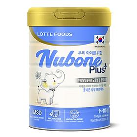 Sữa công thức cao cấp Nubone Plus+ (dành cho trẻ biếng ăn, suy dinh dưỡng, bệnh và phục hồi sau bệnh