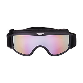 Motorcycle Goggles Windproof Dustproof Motocross Off Road Hiking Cycling Dirt Bike Racing Eye Glasses Unisex Clear Lens Frame