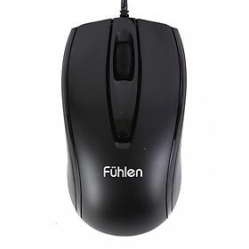 Chuột Fuhlen L102 USB-Hàng chính hãng