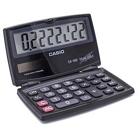 Máy Tính Casio SX 100 - W-DP