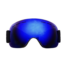 Frameless Ski Snowboard Goggles Windproof UV Protection With Adjustable Elastic Head Band Motorcycle Glasses Racing Eyewear