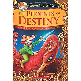 Hình đại diện sản phẩm Geronimo Stilton and the Kingdom of Fantasy: Special Edition The phoenix of Destiny