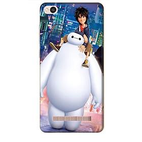 Hình đại diện sản phẩm Ốp lưng dành cho điện thoại XIAOMI REDMI 4A Big Hero