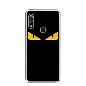 Ốp lưng dẻo cho điện thoại VSMART STAR 4 - 0160 MONSTER02 - Hàng Chính Hãng