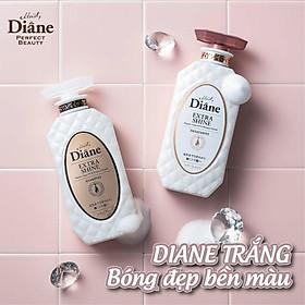 Dầu xả Moist Diane Extra Shine Treatment - Cho tóc khô, xỉn màu, không mượt Hàn Quốc 45ml tặng kèm móc khoá-4