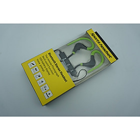 Tai nghe Bluetooth Sport Leverme loại nhét tai nhỏ gọn, tiện dụng, pin cực trâu