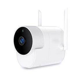 Camera An Ninh Xiaomi Xiaovv V380S 1080P HD Kết Nối WiFi Chống Thấm Nước Cho Ngoài Trời / Trong Nhà (Bản Quốc Tế) - Trắng