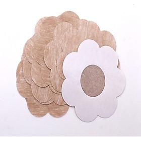 Miếng Dán Nhũ Hoa Giấy Gói 10 Miếng Giao Hình Ngẩu Nhiên