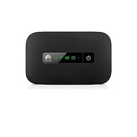 Phát wifi 4G tốc độ cao LTE Huawei E5373 có cổng gắn anten TS9 - hỗ trợ vừa sạc vừa dùng (Đen) Hàng Nhập Khẩu
