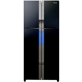 Tủ lạnh 4 cánh Inverter Panasonic NR-DZ600GXVN 550 Lít - Hàng Chính Hãng + Tặng Bình Đun Siêu Tốc