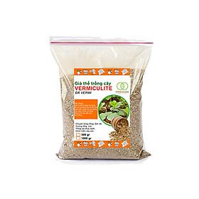 Đá Vermiculite Namix ( Đá Vơ Mi) -Ươm Hạt Giống, cây giống, Trồng Rau Mầm (Túi/1KG)