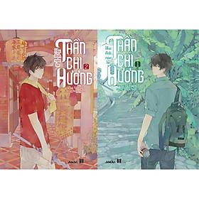 Bộ Truyện Tranh Thần Chi Hương (2 tập): Tập 1 + Tập 2 (tặng kèm bookmark và post card)
