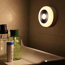 Đèn ngủ cảm ứng ban đêm thông minh tự động bật tắt, sạc bằng USB