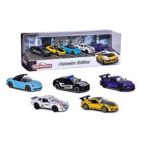 Bộ 5 Xe Mô Hình MAJORETTE Porsche 5 Pieces Giftpack 212053171