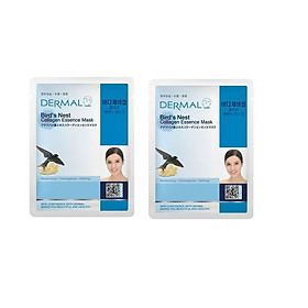2 Mặt nạ dưỡng da tinh chất tổ yến Dermal