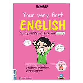 Tự Học Nghe Nói Tiếng Anh Chuẩn Dễ Nhanh (Tập 2)