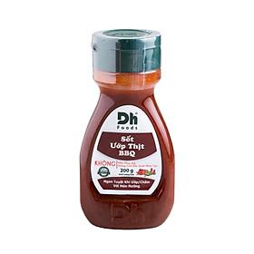 [Chỉ Giao HCM] - Sốt Ướp Thịt BBQ Dh Foods 200G