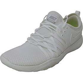 NIKE Flex Supreme TR 6 Women's Running Shoes 909014 016 (8 B US), Vast Grey Metallic Silver
