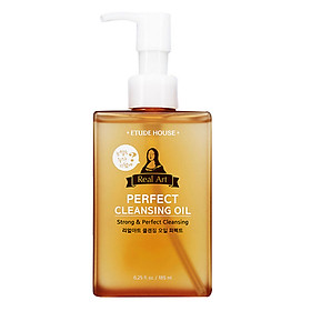 Dầu Tẩy Trang Etude house Real Art Cleansing Oil Perfect 185ml