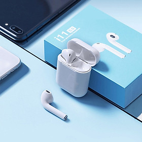 Tai Nghe Bluetooth I11 Tws Bluetooth 5.0 Stereo Super Bass