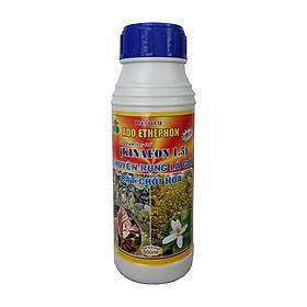 Phân bón lá Ado Ethephon - xử lý rụng lá mai vàng và cây ăn trái (500ml)
