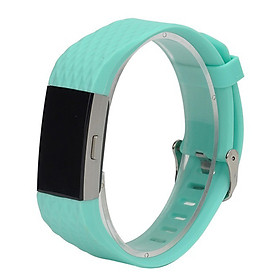 Dây Silicon Cho Fitbit Charge2 (21 x 2cm)