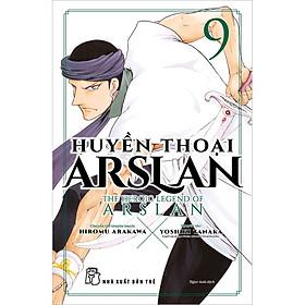 [Download Sách] Huyền Thoại Arslan 09