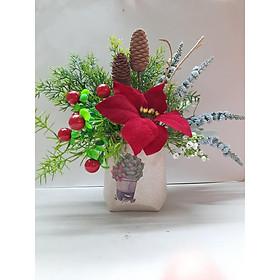 Lọ hoa Trạng nguyên Đông về