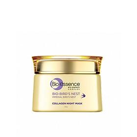 Mặt nạ ngủ dưỡng da Bio-essence Bio-Bird's Nest Collagen Night Mask 50g