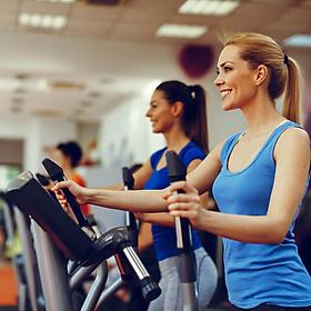 1 Trong 4 Gói Tập Gym Không Giới Hạn Thời Gian (Không HLV) Tại G Star Gym