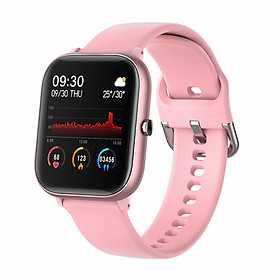 P20 1.4'' Full Touch Smart Watch Multi-sport Modes Heart Rate Monitoring Scientific Sleep Waterproof Fitness Tracker for