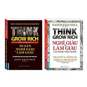 Combo Di sản nghĩ giàu và làm giàu,Nghĩ giàu và làm giàu các bước thực hành