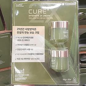 KIMJEONGMOONALOE Cure Intensive 2X Cream 50g x 2P