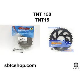 Nhông dĩa lẻ Recto Benelli TNT 150 TNT15 chính hãng