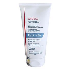 Dầu Gội Đầu Dạng Kem Kiểm Soát Nhờn Ducray Argeal Shampoo (200ml)