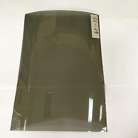 Phim cách nhiệt màu trà ANYGARD GR – CL 19 chống tia UV, cách nhiệt cho nhà kính, ô tô