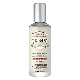 The Face Shop - The Therapy - Essential Formula Emulsion - Le Marche Anti Aging (200ml)