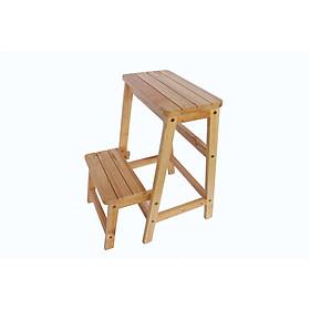 Ghế thắp hương 2 bậc cao 55cm