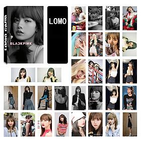 Lomo Lisa Blackpink