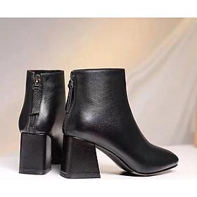Giày Boot da nữ, công sở chất đẹp