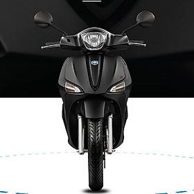 Xe máy Piaggio Liberty  125 ABS E3 S - Đen sần