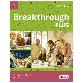 Breakthrough Plus 2nd Edition Level 1 Student's Book + Digital Student's Book Pack