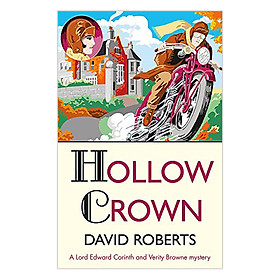 Hollow Crown - Lord Edward Corinth and Verity Browne
