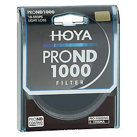 Kinh Lọc Hoya ProND1000 52mm - Hàng Chính Hãng
