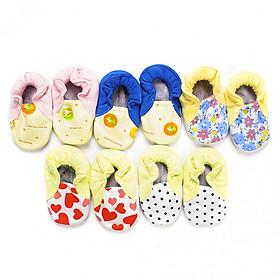 Combo 10 Đôi Giày Vải Bông Baby Nanio A0020