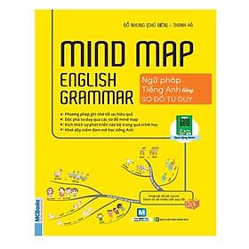 Mindmap English Grammar - Ngữ Pháp Tiếng Anh Bằng Sơ Đồ Tư Duy (Tặng kèm Bookmark PL)
