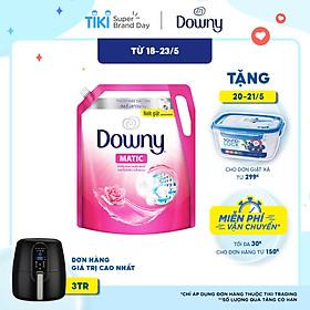 Nước Giặt Downy Vườn Hoa Thơm Ngát Dạng Túi 2.15KG