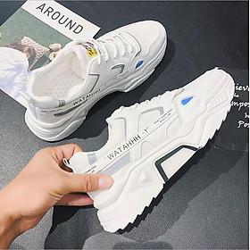 Giày nam, giày sneaker thể thao nam phản quang cao cấp SP-346