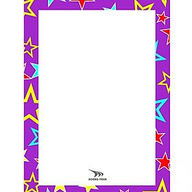 Gương sơn màu hoa văn Hoàng Thiện HT 8809