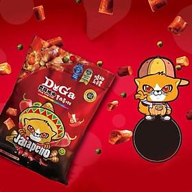 【DOGA】Snack Mêxico với 4 vị cay độc quyền (30g/ gói)